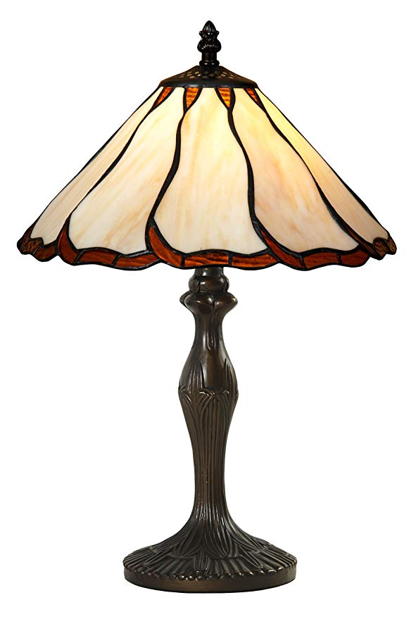 Stunning Traditional Tiffany Style Table Lamp